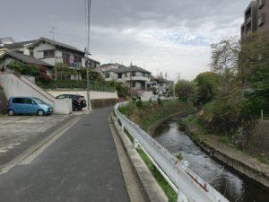 上大岡裏道1