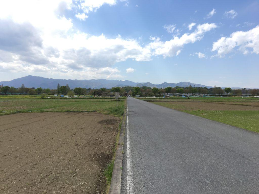 パノラマ景色