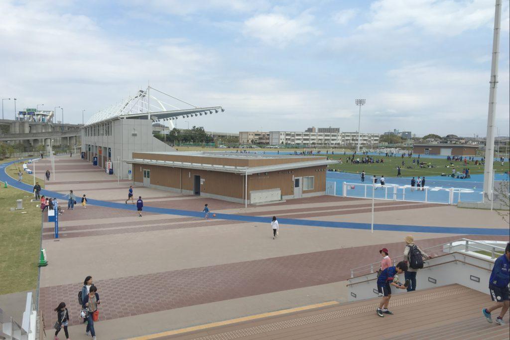 柳島スポーツ公園1