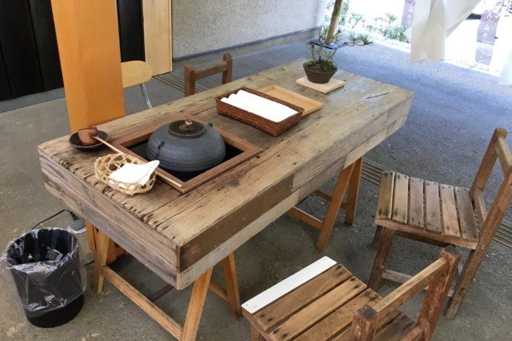 ルッカ テーブル