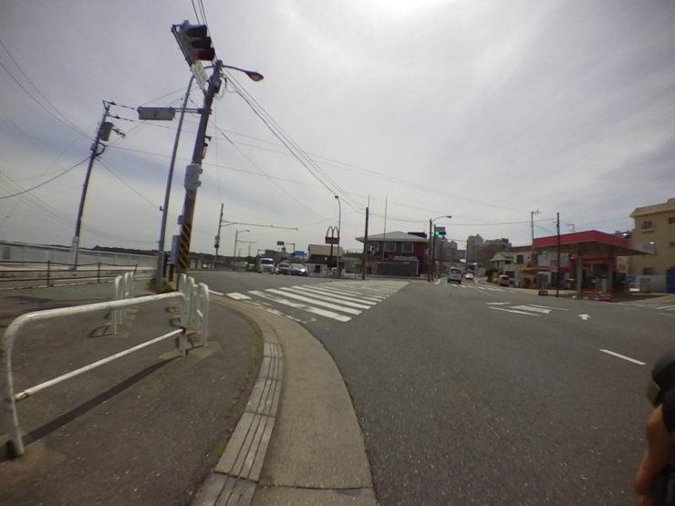 三浦海岸交差点