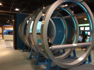 水とエネルギー館展示2