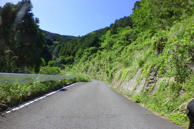 浅間山林道3