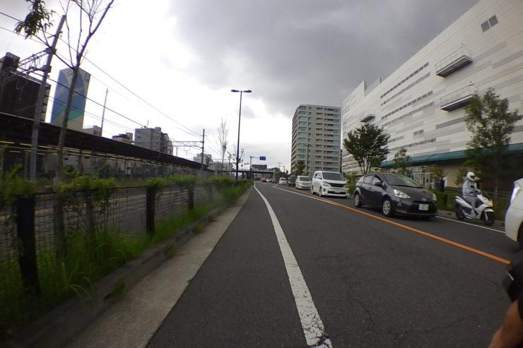 Terrace Mall 湘南沿い
