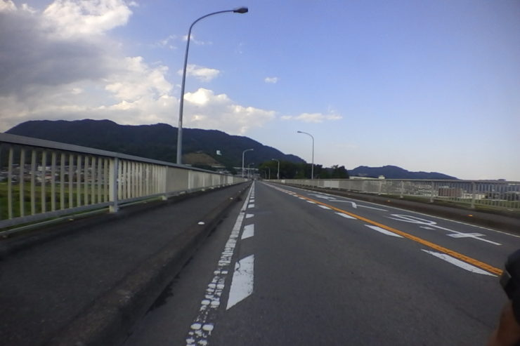 松田町方面へ