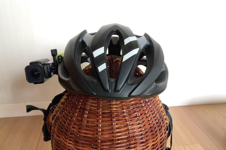 ヘルメットカメラ
