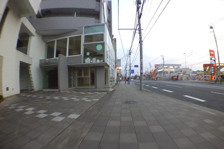 本郷台駅近く