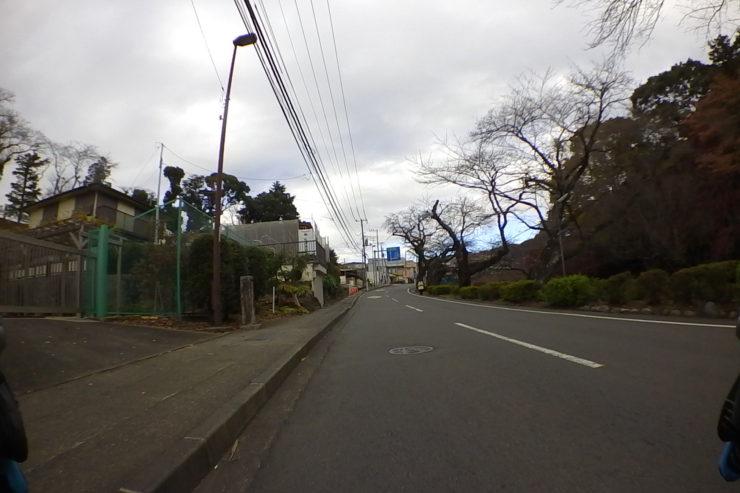 小田原城横