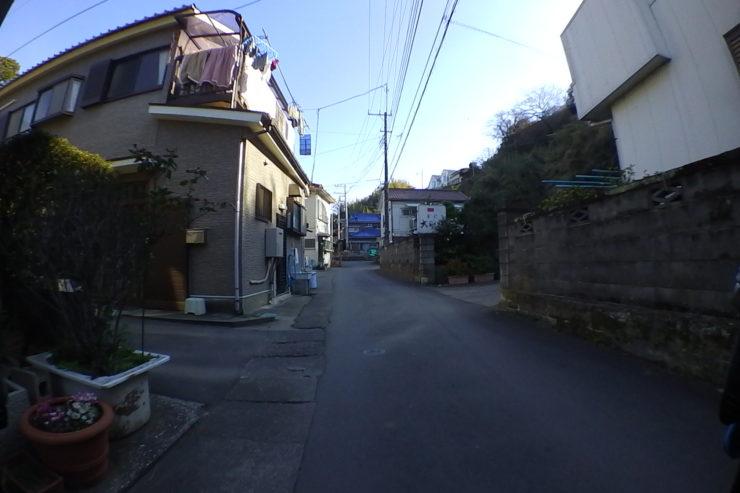 古くからある街並み