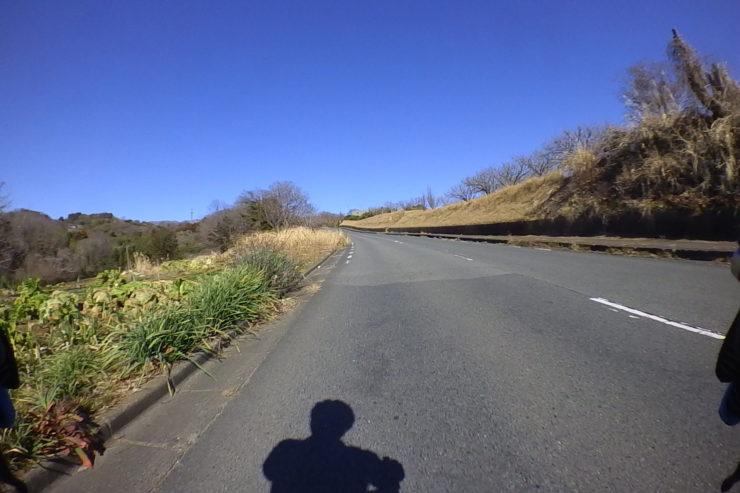 中井町からの道