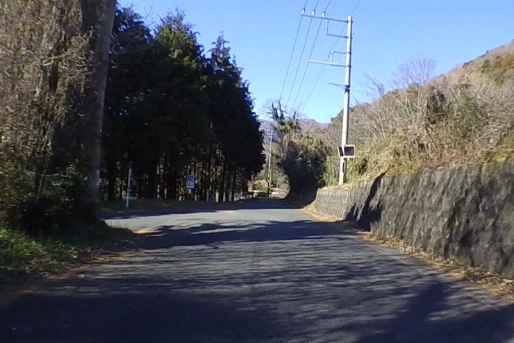 土佐原林道