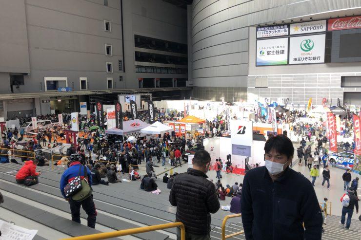 埼玉サイクルエキスポ会場2
