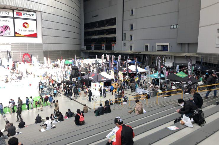 埼玉サイクルエキスポ会場3