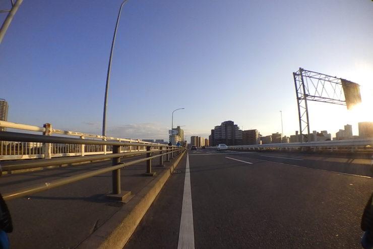 多摩川の橋