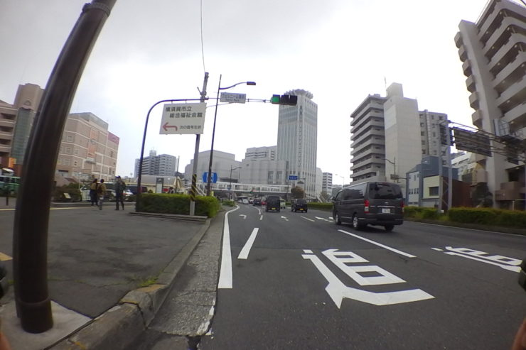 16号線横須賀