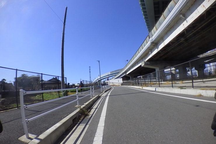 茅ヶ崎JCT下