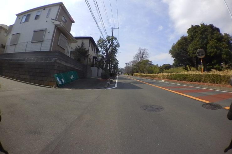 金沢自然公園隣接住宅