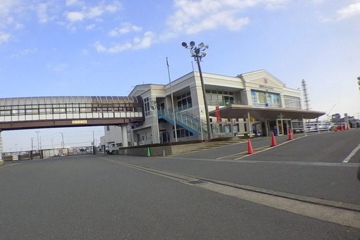 東京湾フェリー久里浜港