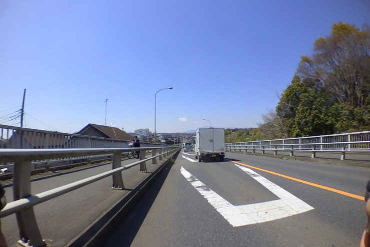 厚木への道