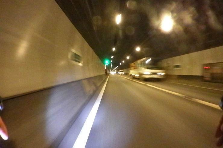 新笹子隧道