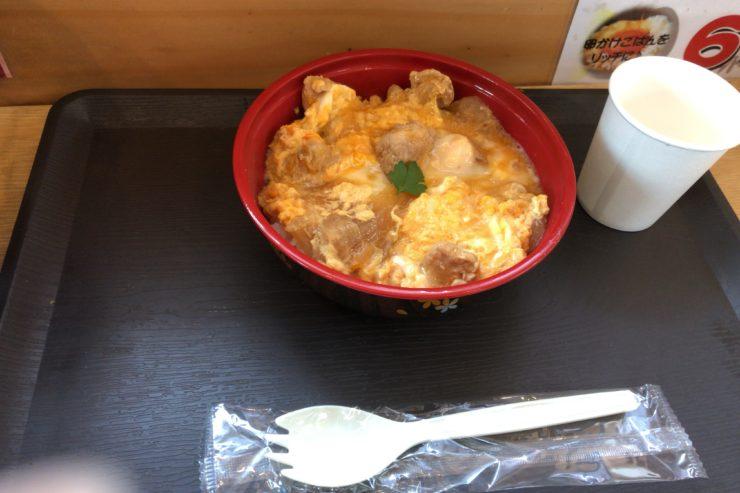卵菓屋の親子丼
