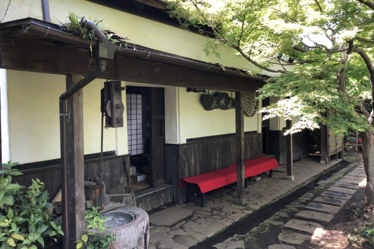 川口さんのお庭