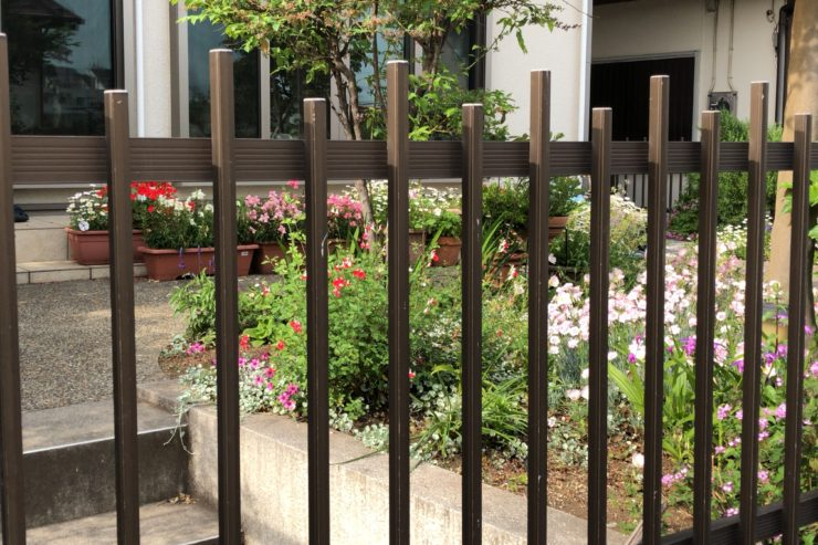 西川さんの庭