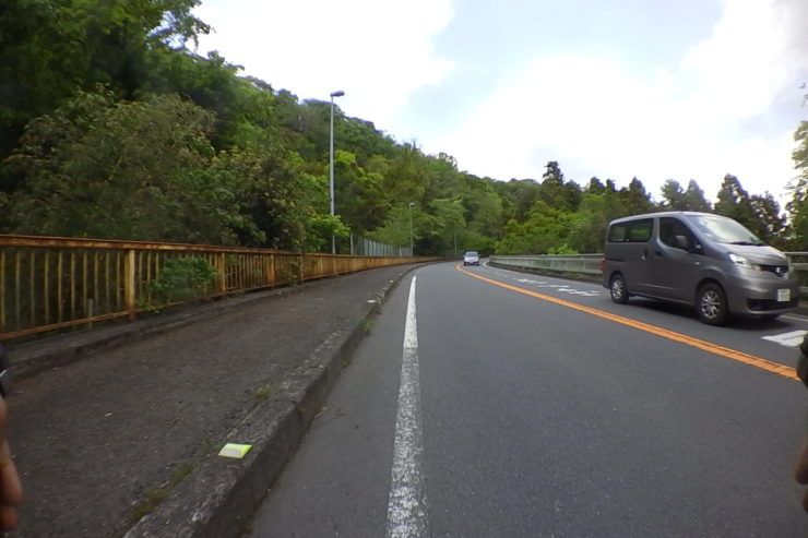 愛川町までの道