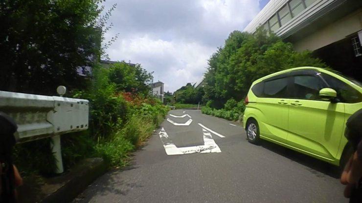 東名上り側道