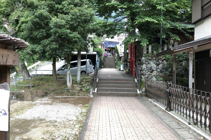 こま参道入口