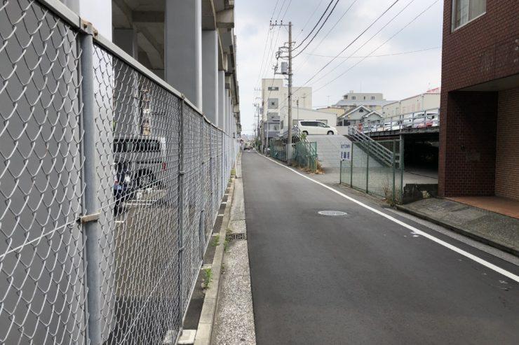 京浜急行高架下