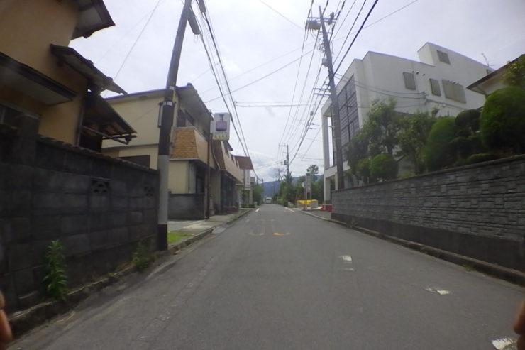 松田駅近く