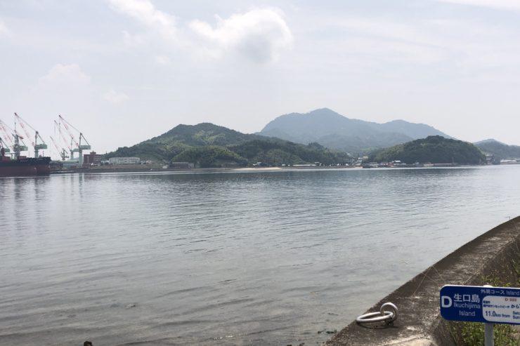 生口島からの景色