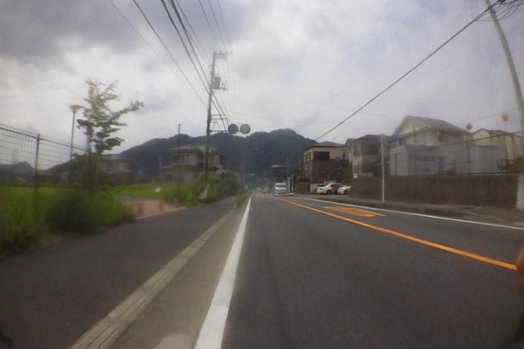 津久井湖近く