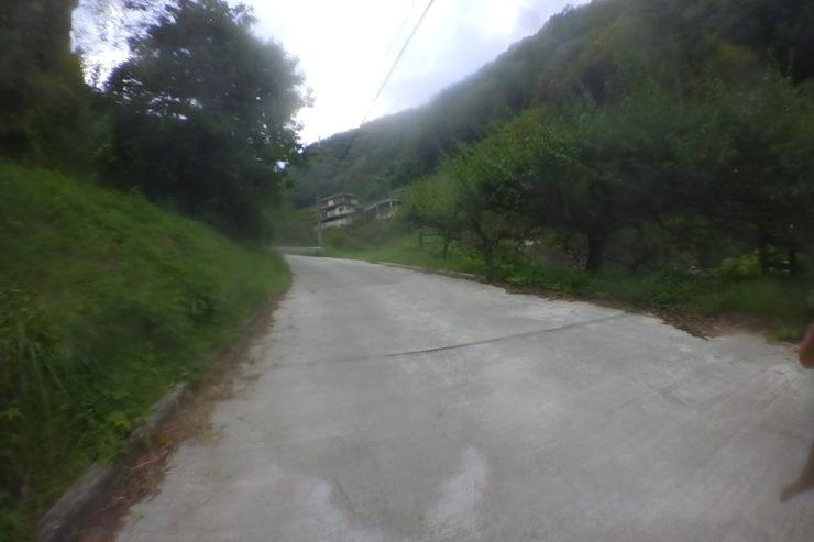 ラピュタ坂への道