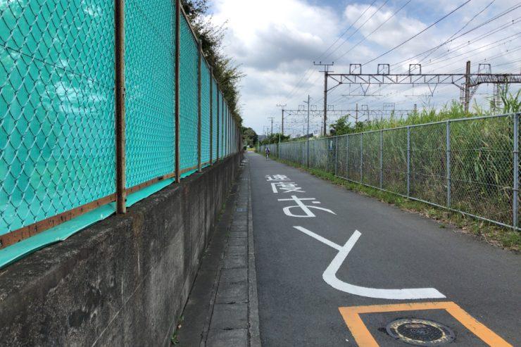 東海道線の道