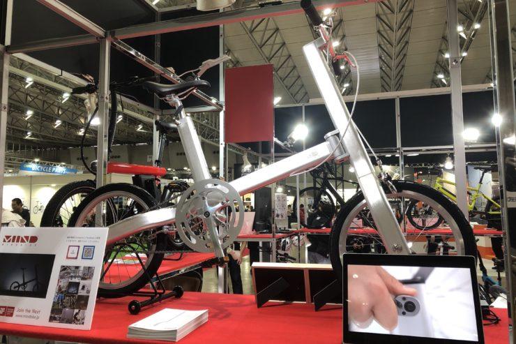 組み立て式自転車