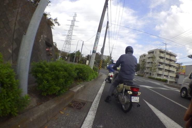 オートバイの服装