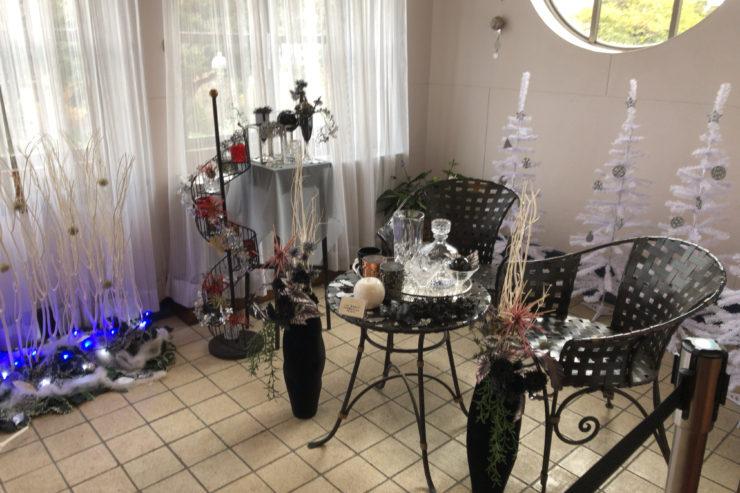 イギリス館のクリスマス