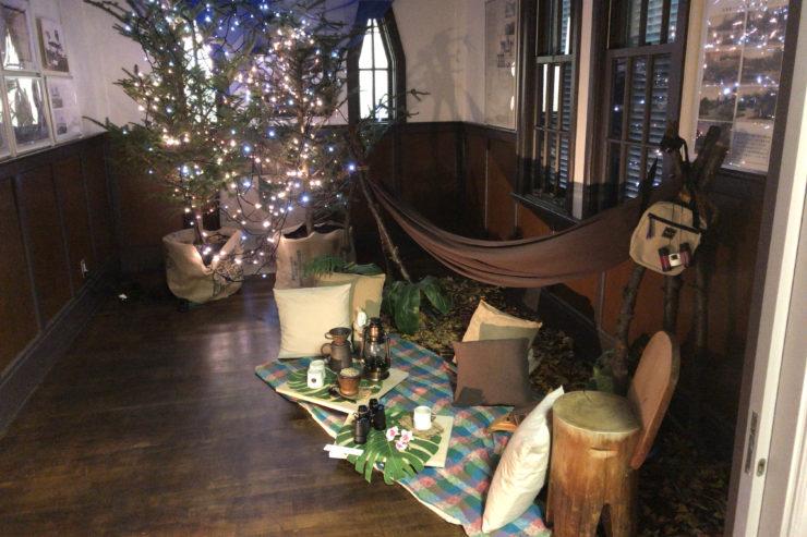 旧山手68番館のクリスマス