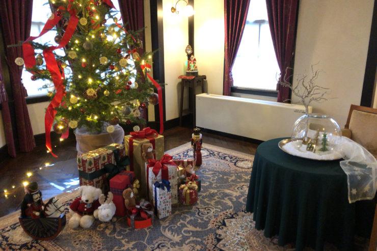 外交官の家のクリスマス