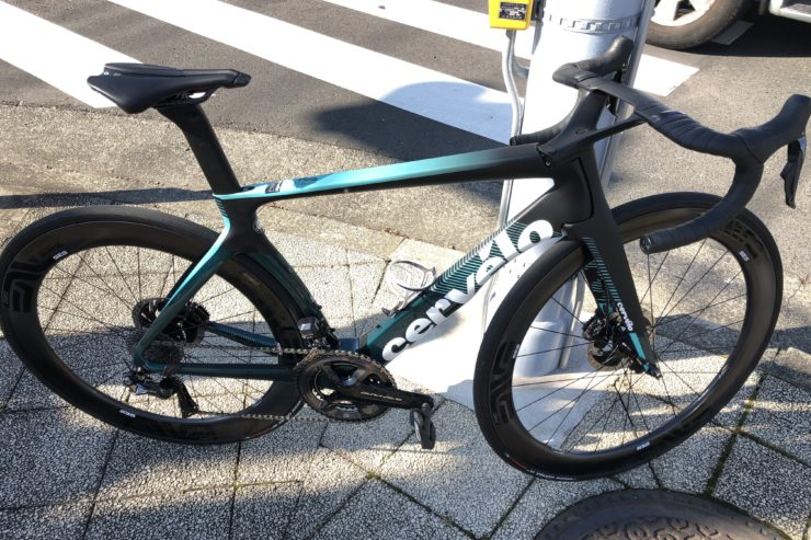 S5Disc Dura-Ace Di2