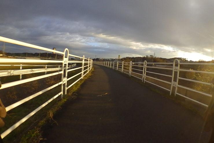 境川サイクリングロード