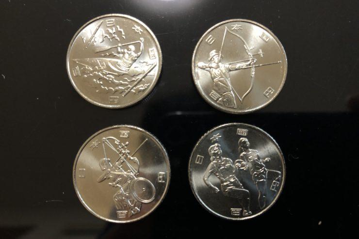 オリンピック記念貨幣
