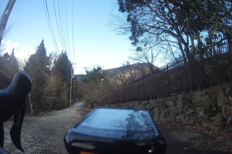 箱根保養所地区