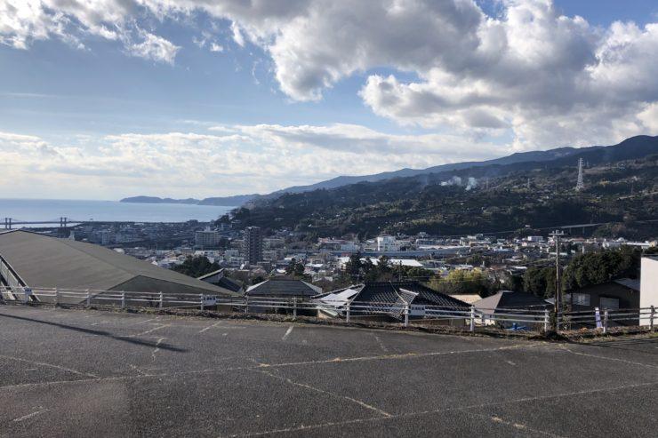 小田原の眺望