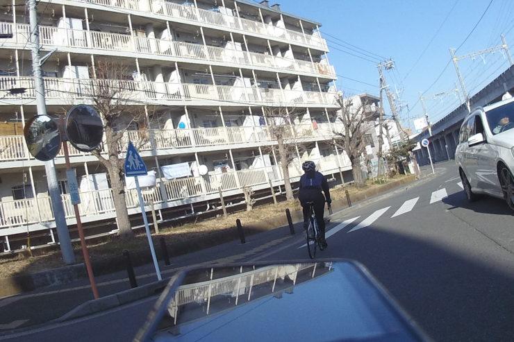三浦海岸駅近く