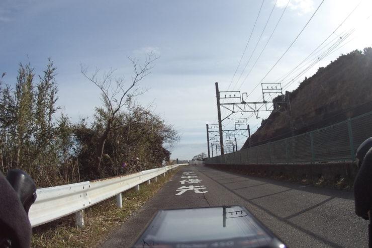 伊豆の裏道