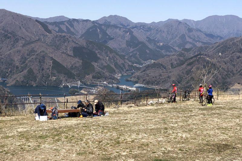 大野山からの景色