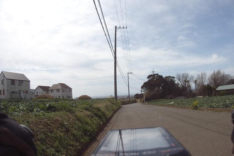 三浦の坂道